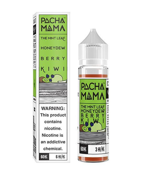 Pachamama Juice Mint Honeydew Berry Kiwi