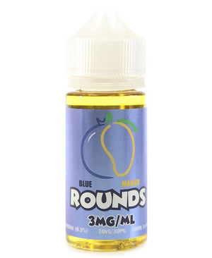 Rounds E-Liquid Juice Rounds Blue Mango