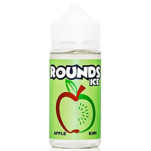 Rounds E-Liquid Juice Rounds Ice Apple Kiwi