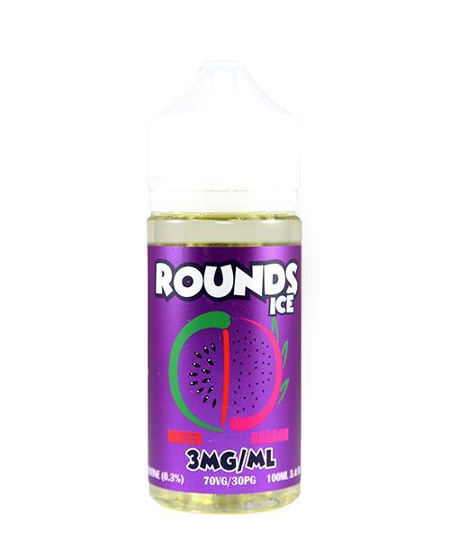 Rounds E-Liquid Juice Rounds Ice Water Dragon