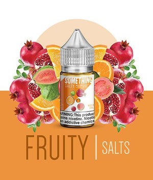Rounds E-Liquid Juice Rounds Something Fruity Salt | Passion Fruit Orange Guava