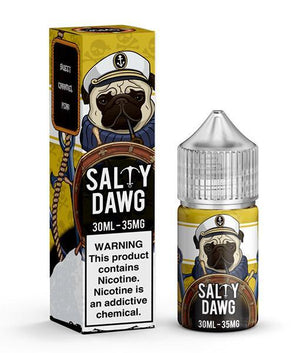 Salty Dawg Juice Salty Dawg Yellow | Sweet Caramel Pear