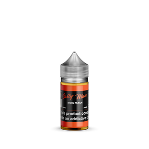 Salty Man Vapor Juice Salty Man Kool Peach | Summer Peach Drink