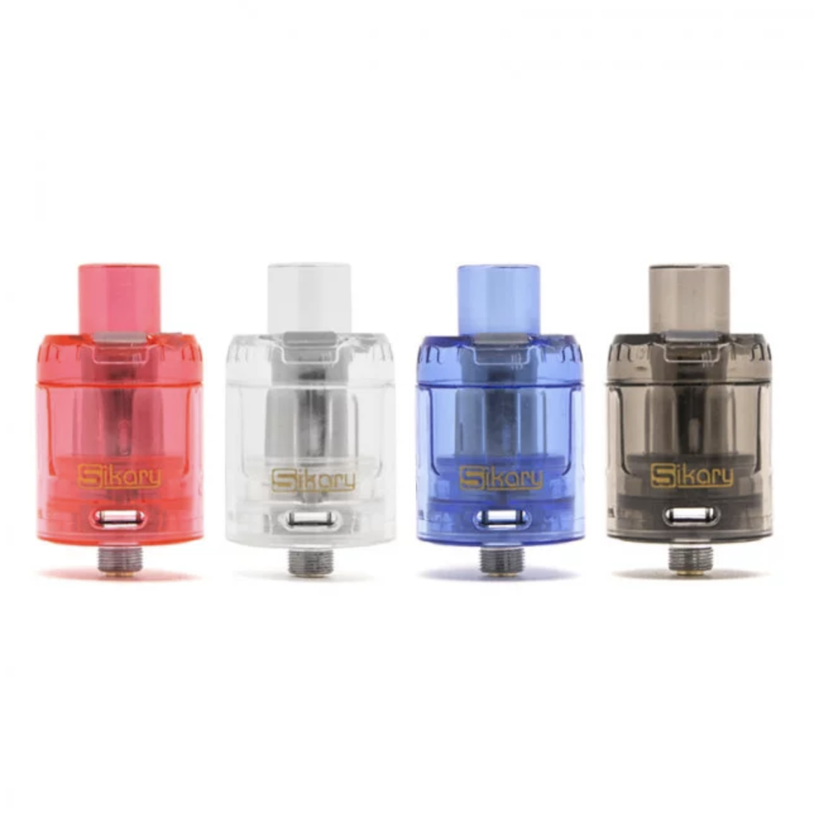 Sikary Vapor Accessories Sikary Vapor Nunu 24mm Disposable Tank 3-Pack