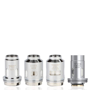 Smok Accessories SMOK TFV16 Tank Replacement Coils 3-Pack