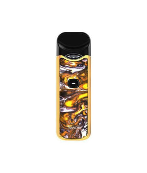 Smok Pod Mods Yellow Purple Resin SMOK NORD Pod System Starter Kit