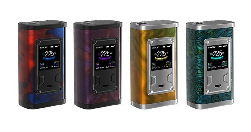 Smok Vapes Smok Majesty 225W TC Box Mod - Resin