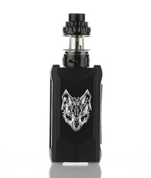 Snowwolf Starter Kits Black/Stainless Steel Snowwolf Mfeng 200W TC Starter Kit