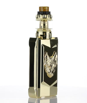 Snowwolf Starter Kits Full Gold Snowwolf Mfeng 200W TC Starter Kit