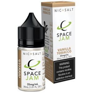 Space Jam Robo Fuel Juice Eclipse Nic Salt | Tobacco & Vanilla Bean