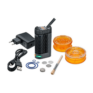Storz & Bickel Herbal Vapes Crafty Vaporizer