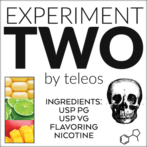 Teleos Juice Experiment Two | Mango & Lime Corn Chips