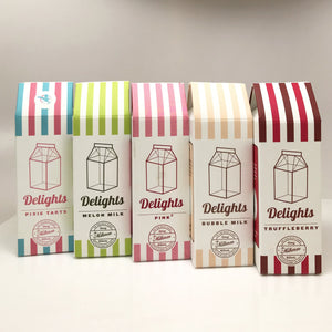 The Milkman Juice The Milkman Delights Bundle (300mL)