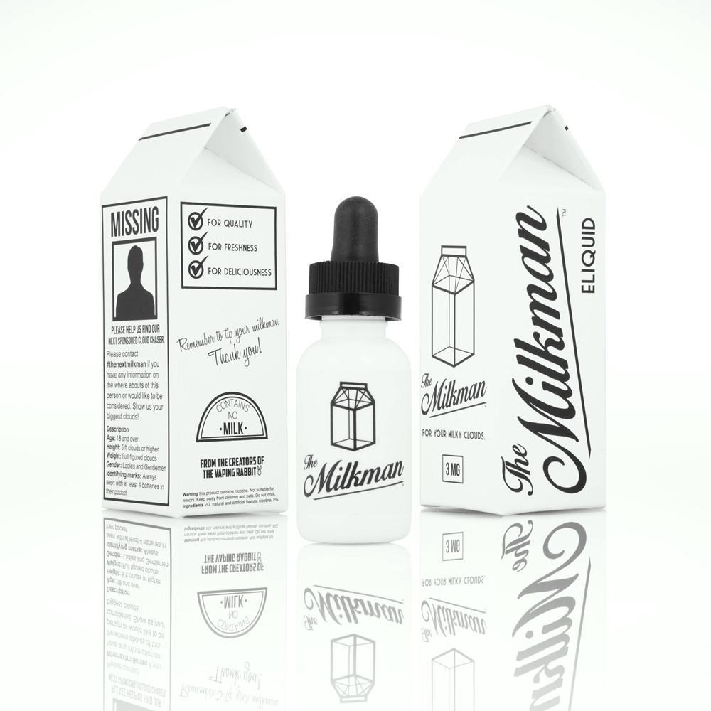 The Milkman Juice The Milkman E-Liquid | Toasted Fruit Tart & Creamy Milk