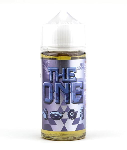 The One Juice The One Blueberry | Blueberry Filled Donut