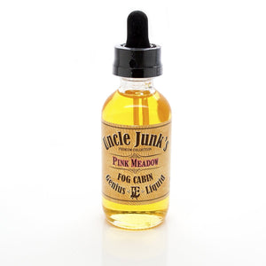 Uncle Junk's Genius Juice Juice Pink Meadow | Strawberry Shortcake