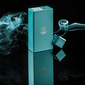USV Vapes Classic Tiffany Blue USV-L Force 75W TC Box Mod