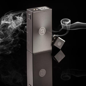 USV Vapes Disco Grey USV-L Force 75W TC Box Mod