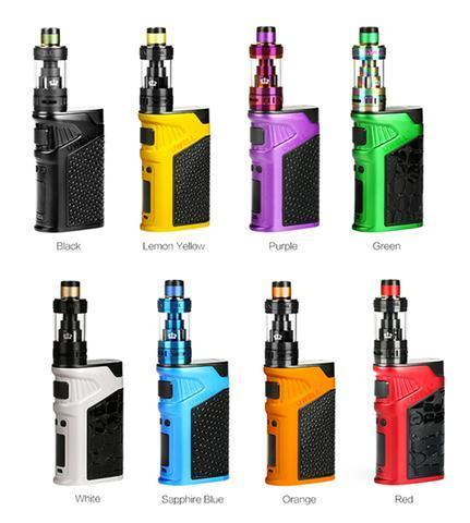 Uwell Starter Kits Uwell Iron Fist 200W TC with Crown 3 Kit