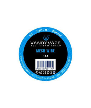 Vandy Vape Accessories Vandy Vape Mesh Wire Spools - 5 Feet