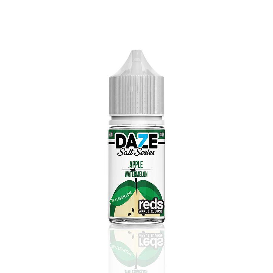 Vape 7 Daze Juice Reds Apple Watermelon Salt