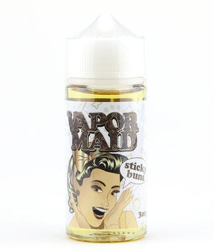 Vapor Maid Juice Butterscotch Sticky Buns