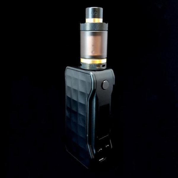 VO Tech Vapes White VO Tech Dagger 80W TC Box Mod