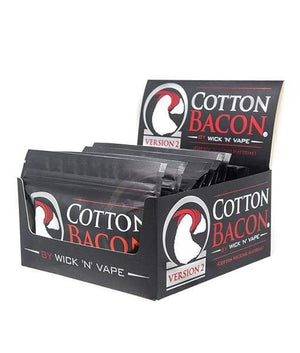 Wick N Vape Accessories Cotton Bacon
