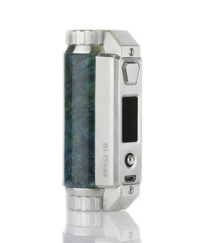 YiHi Vapes Stabwood Green YiHi SXmini SL Class 100W TC Box Mod