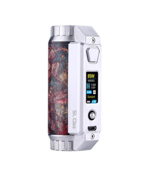 YiHi Vapes Stabwood Red YiHi SXmini SL Class 100W TC Box Mod