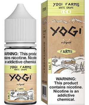 Yogi Juice Yogi Farms Salt White Grape Ice