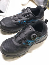 Load image into Gallery viewer, Alforca Auto-Lacing Lightweight Bulletproof Midsole Anti-puncture Safety Shoes - Alforca