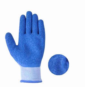 Alforca DS Cut-resistant Non-Slip Anti-puncture Safety Gloves with PU Coating Protection and Level 5 Protection
