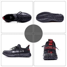 Load image into Gallery viewer, Alforca New Fashion Wu Bulletproof Steel toe Cap Safety Shoes