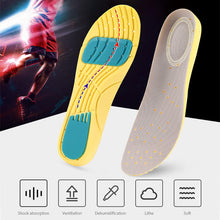 Load image into Gallery viewer, Alforca EVA Memory Foam Stretch Breathable Deodorant Shoes Cushion