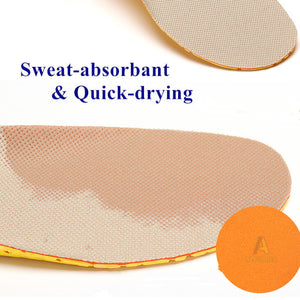Alforca Memory Foam Stretch Breathable Deodorant Shoes Cushion