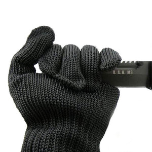 Alforca Stainless Steel Wire Safety Gloves For Hand Protection with Level 5 Protection - Alforca