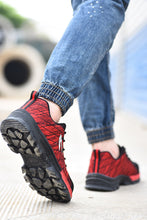 Load image into Gallery viewer, Alforca Steel-Tech New Fashion Safety Shoes