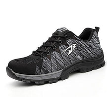 Load image into Gallery viewer, Alforca Airwalk Steel-Tech New Fashion Safety Shoes