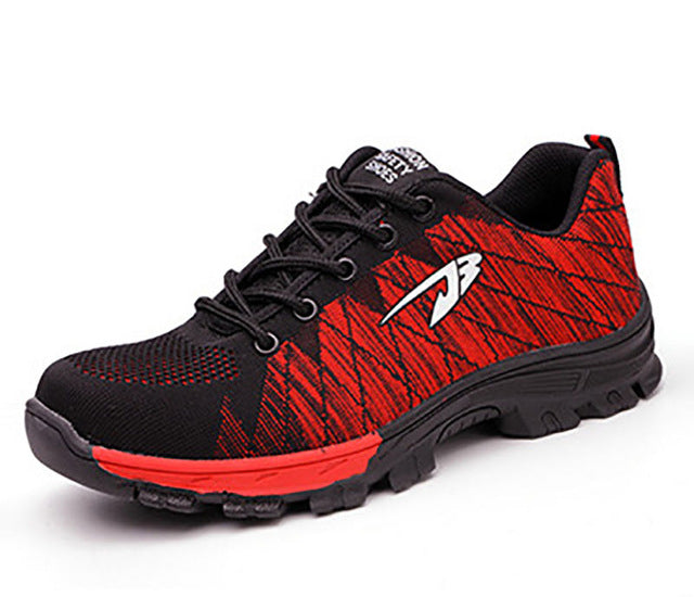 Alforca Airwalk Steel-Tech New Fashion Safety Shoes
