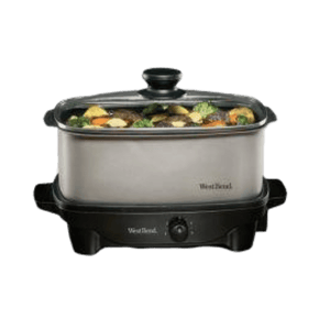 West Bend 5 Qt. Oblong Slow Cooker