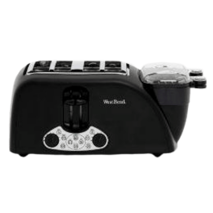 West Bend 4 Slice Egg & Muffin Toaster