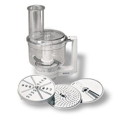 Bosch Food Processor for Compact & Styline Mixers