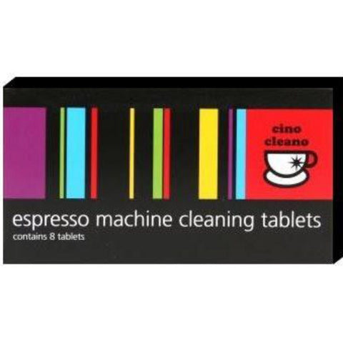 Cino Cleano Espresso Machine Cleaning Tablets (Contains 8 Tablets) Breville Canada
