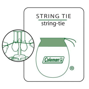 Coleman String-Tie Mantles #99 (2pk) $4.00 See below information