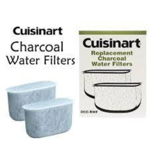 Cuisinart Charcoal Water Filter Replacement (2 per box)