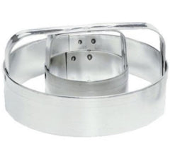 Fox Run Donut Cutter Dozen 4""
