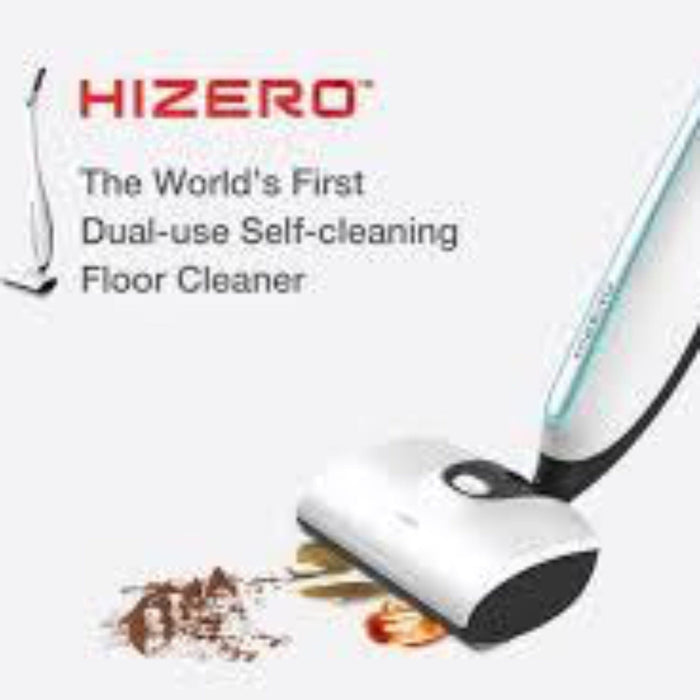 Hizero 4 in 1 Bionic Hard Floor Cleaner for Sweeping & Mopping