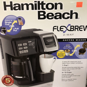 Hamilton Beach FlexBrew