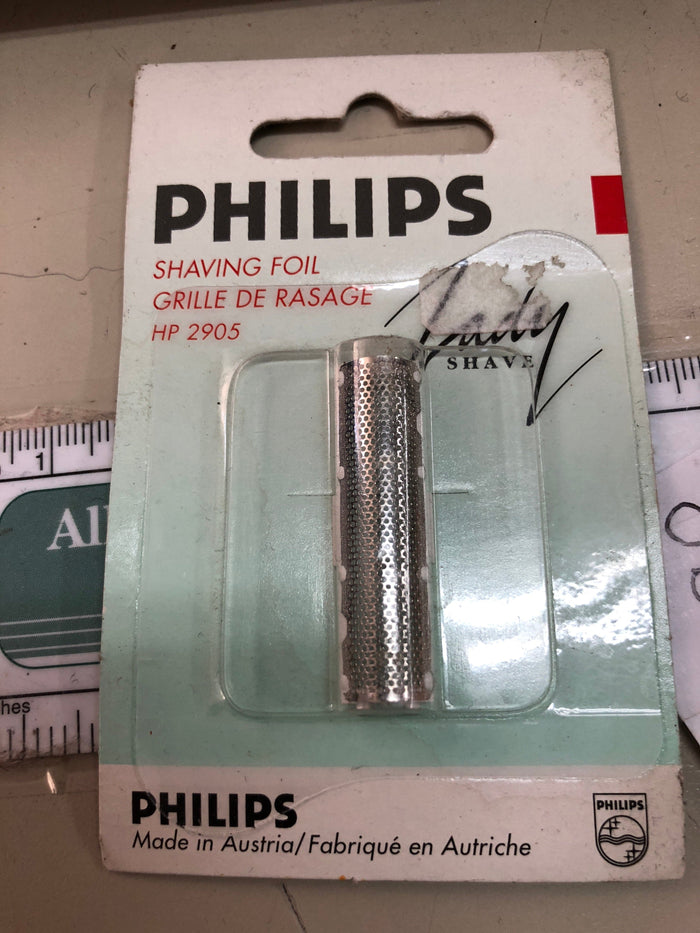philips foil hp2905